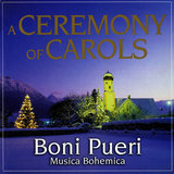A Ceremony of Carols, Op. 28 (arr. J. Harrison for mixed choir and harp): Procession