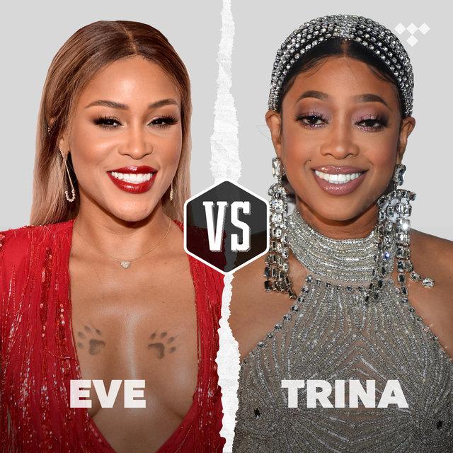 Cover art for album Eve vs Trina by TIDAL