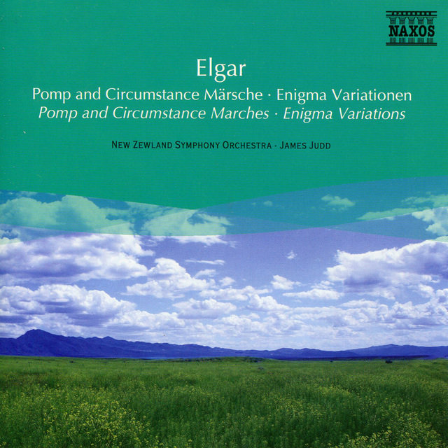 Elgar: Enigma Variations / Pomp and Circumstances Marches, Nos. 1-5
