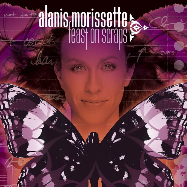 Cover art for album Feast on Scraps by Alanis Morissette