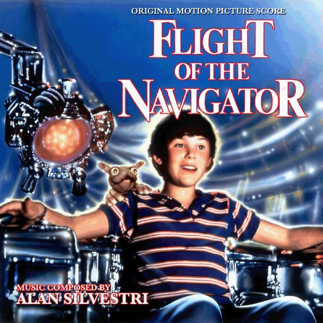 Flight of the Navigator (Original Motion Picture Score)