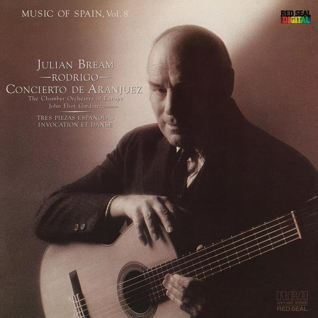Music of Spain, Vol. 8