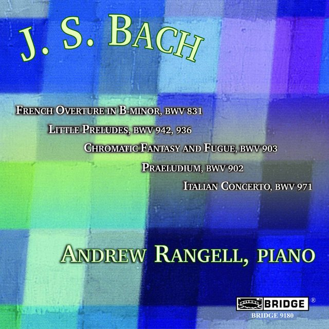 J.S. Bach: Piano Works