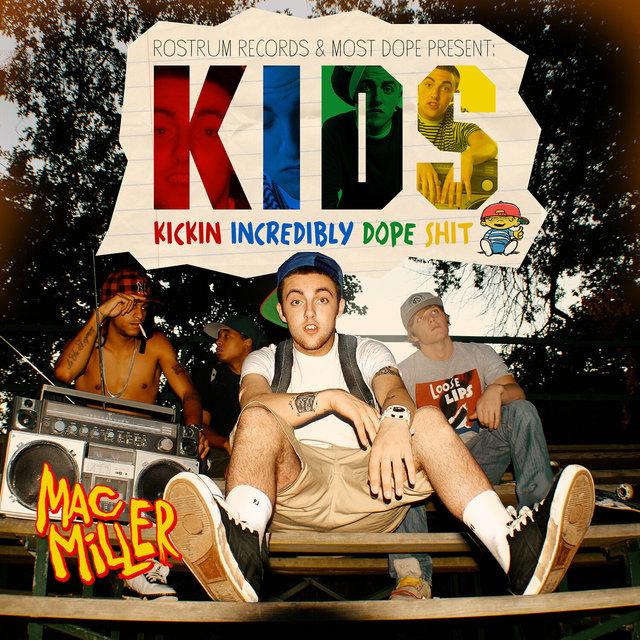 Cover art for album K.I.D.S. by Mac Miller