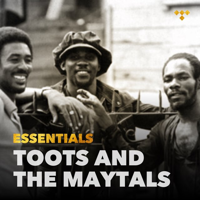 Cover art for album Toots and the Maytals Essentials by TIDAL