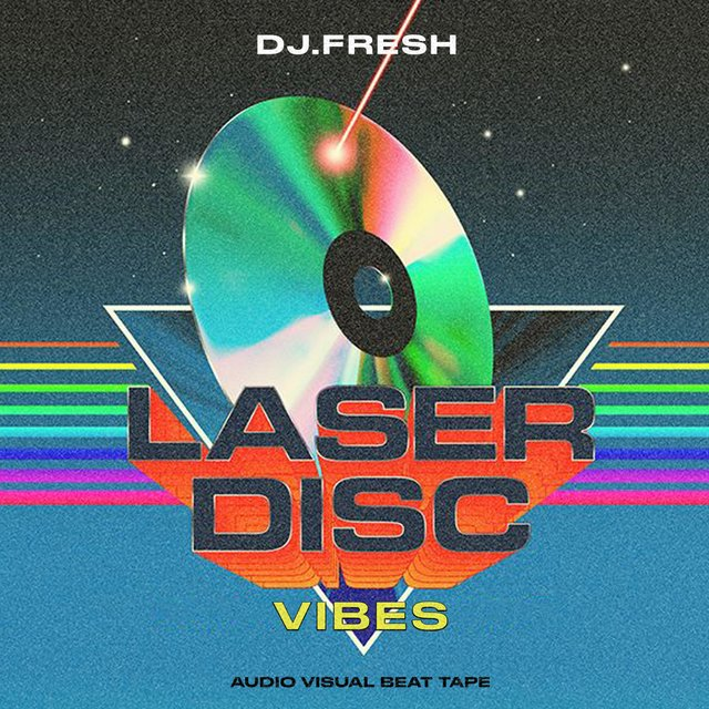The Laser Disc Vibes
