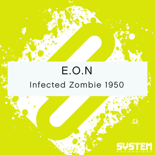 Infected Zombie 1950