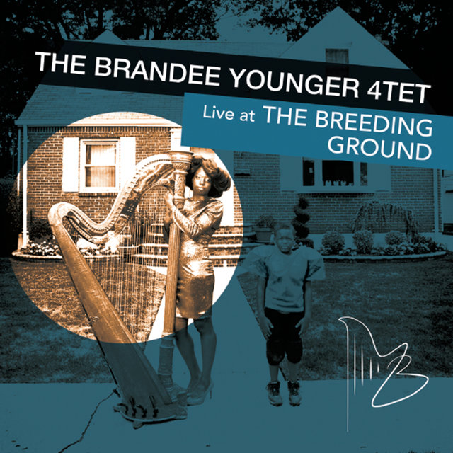 The Brandee Younger 4tet (Live At the Breeding Ground)