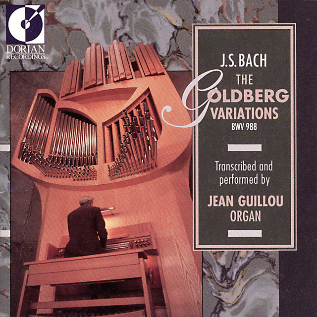 Bach, J.S.: Goldberg Variations (Arr. J. Guillou)