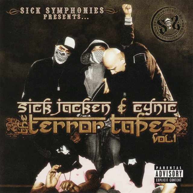 Terror Tapes, Vol. 1