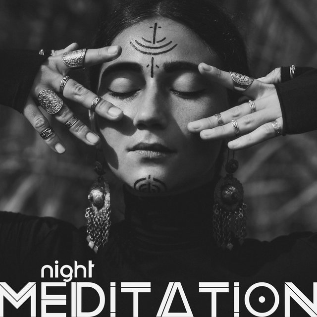 Night Meditation - Evening Deep Meditation Before Bedtime to Bring Calm Dreams