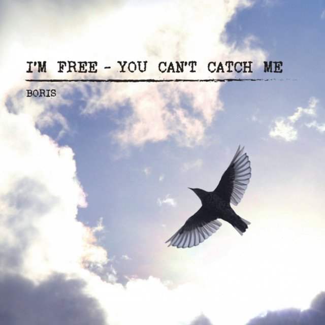 I'm Free - You Can't Catch Me