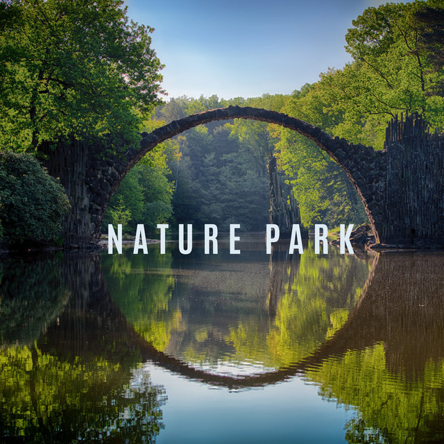 Nature Park (Relaxing Bird Chirping, Sounds of Water, Wild Animal Sounds)