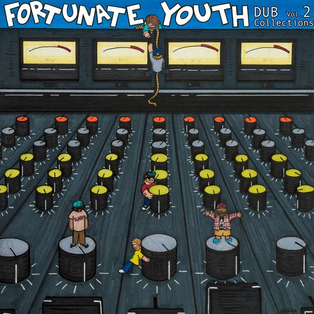 Fortunate Youth Dub Collections, Vol. 2