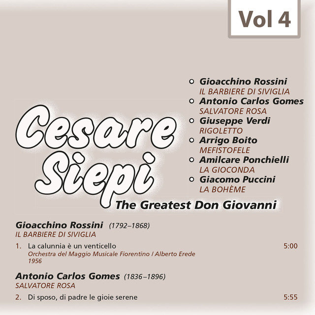 The Greatest Don Giovanni, Vol. 4