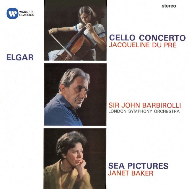Elgar: Cello Concerto; Sea Pictures