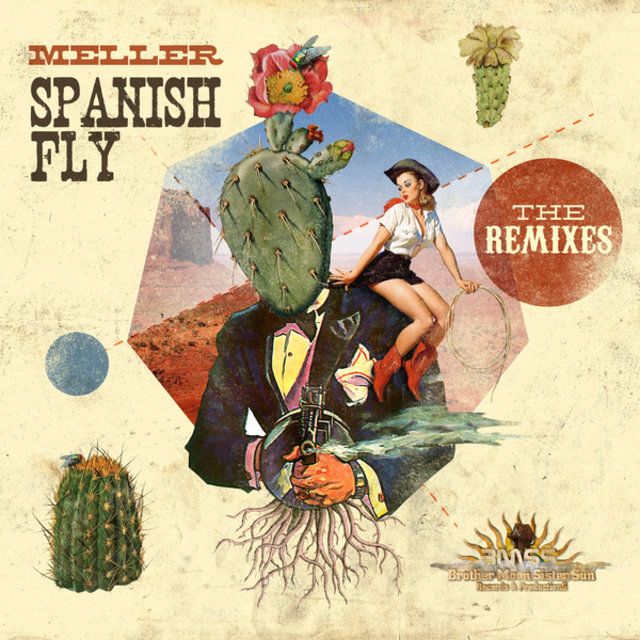Spanish Fly - The Remixes