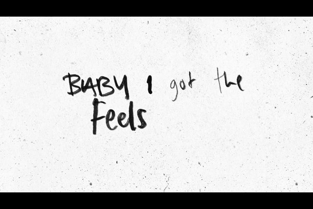 Feels (feat. Young Thug & J Hus) [Lyric Video]