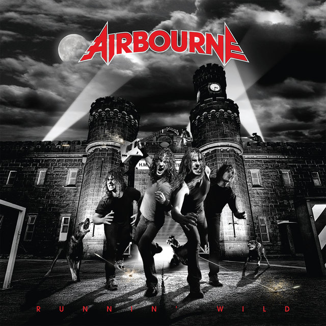 Airbourne: Live At The Playroom
