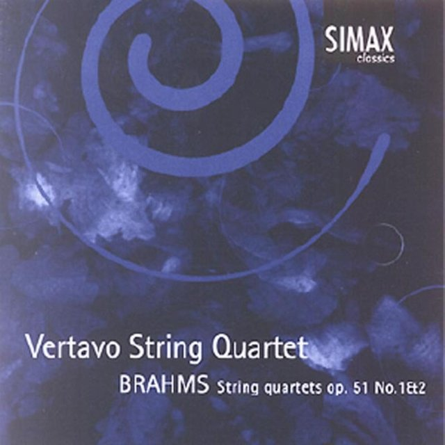 Brahms: String Quartets Op. 51, No. 1&2
