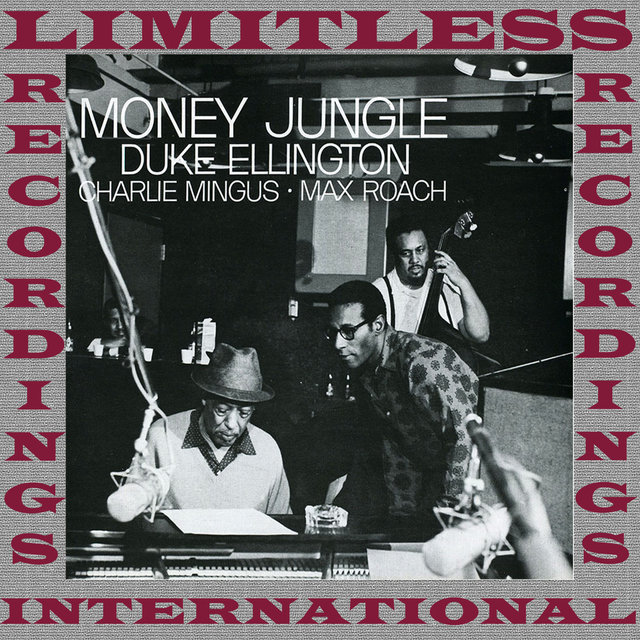 The Complete Money Jungle Sessions