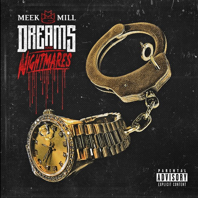 Cover art for album Dreams and Nightmares (Deluxe Edition) by Meek Mill