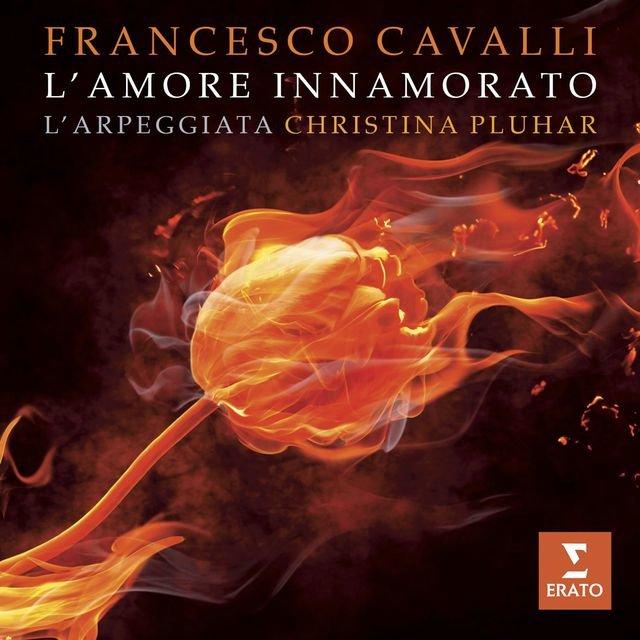 "Cover art for album Cavalli: ""L'amore innamorato"" by Christina Pluhar"