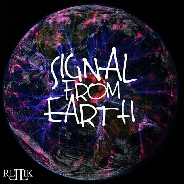 Signal from Earth