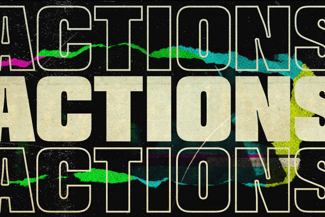 Actions (Official Lyric Video)