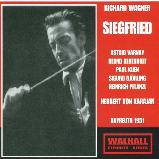 Richard Wagner : Siegfried