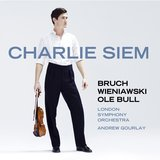 Violin Concerto No.1 in F sharp minor Op.14 : I Allegro moderato