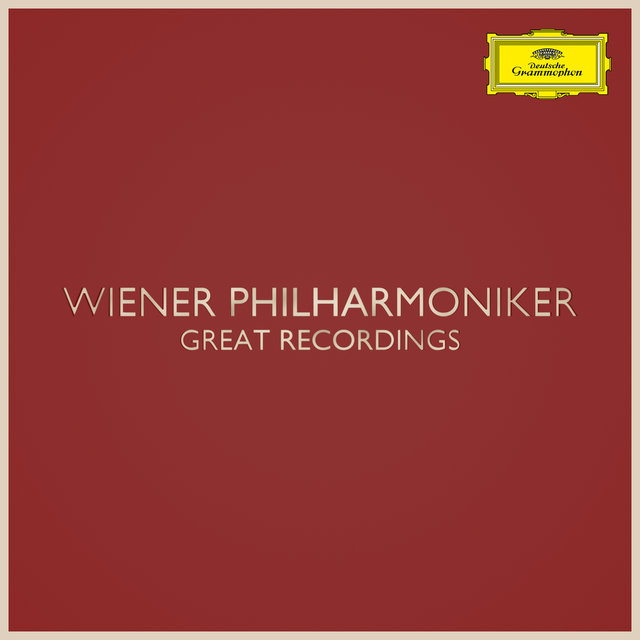 Wiener Philharmoniker - Great Recordings