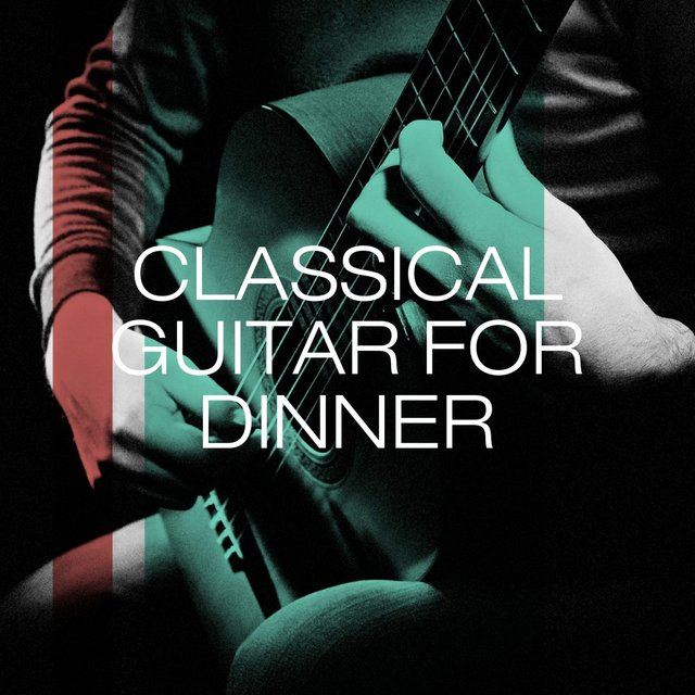 Classical guitar for dinner