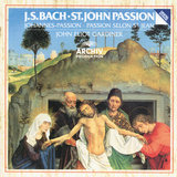 J.S. Bach: St. John Passion, BWV 245 / Part One - No.4   Evangelist, Jesus: