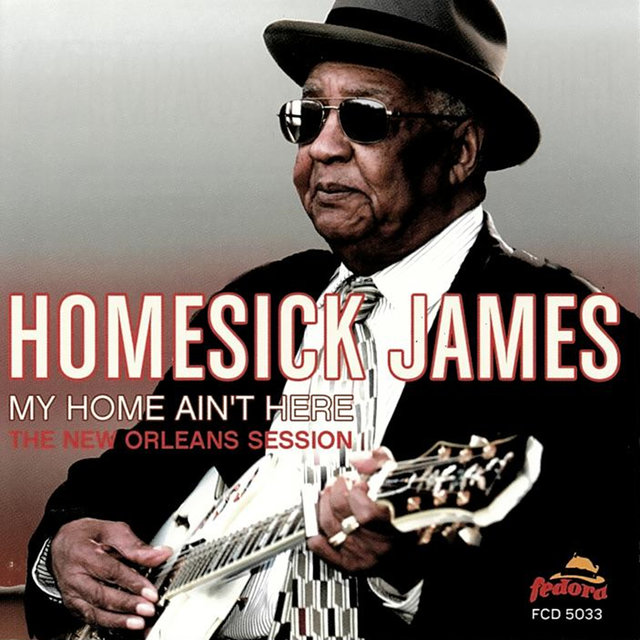 My Home Ain't Here (The New Orleans Session)