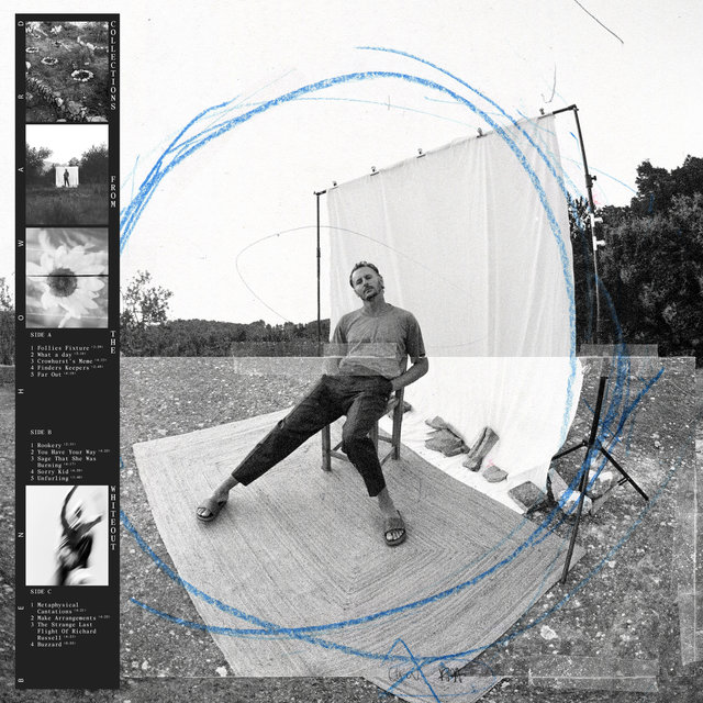 Cover art for album Collections From The Whiteout by Ben Howard