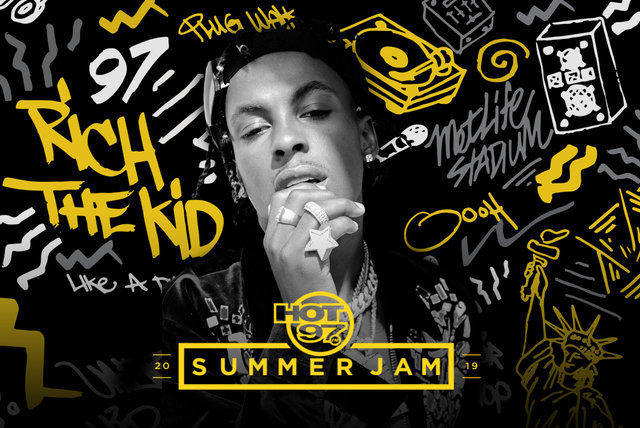Live at TIDAL X Hot 97 Summer Jam 2019