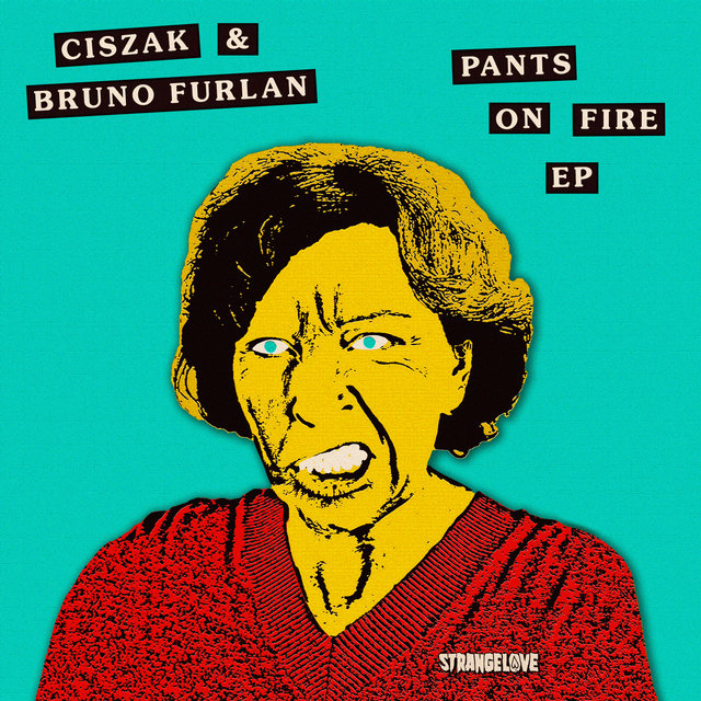 Pants On Fire EP