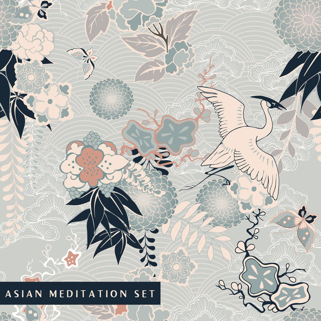 Asian Meditation Set – Traditional Zen Music Collection for Deep Contemplations, Pure Relax Sounds, Awaken Your Energy, Open Heart, Easy Listening, Deep Rest