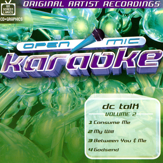 Karaoke Vol. 2 dc Talk