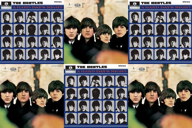 Cover art for album 1964 by User