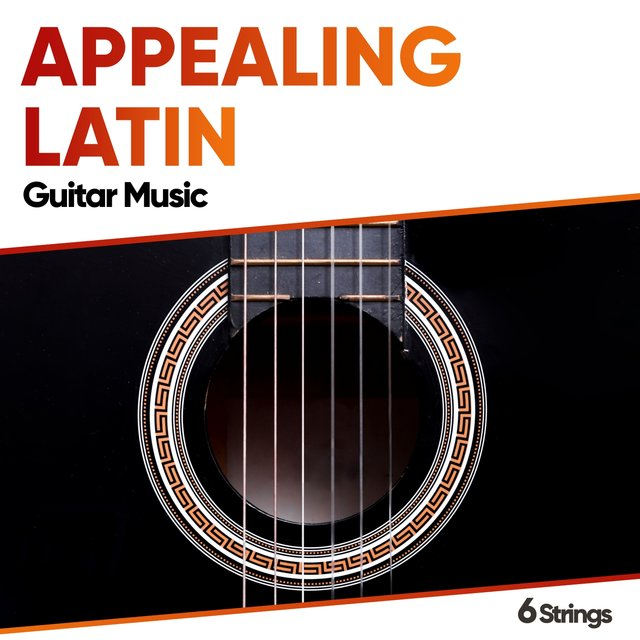Appealing Latin Guitar Music