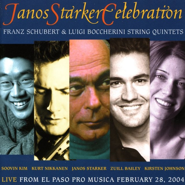 Boccherini, L.: String Quintet, Op. 42, No. 2 / Schubert, F.: String Quintet in C Major, Op. 163