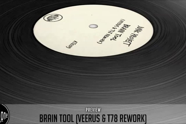 Junk Project - Brain Tool (Veerus & T78 Rework) - Official Preview (ATK019)