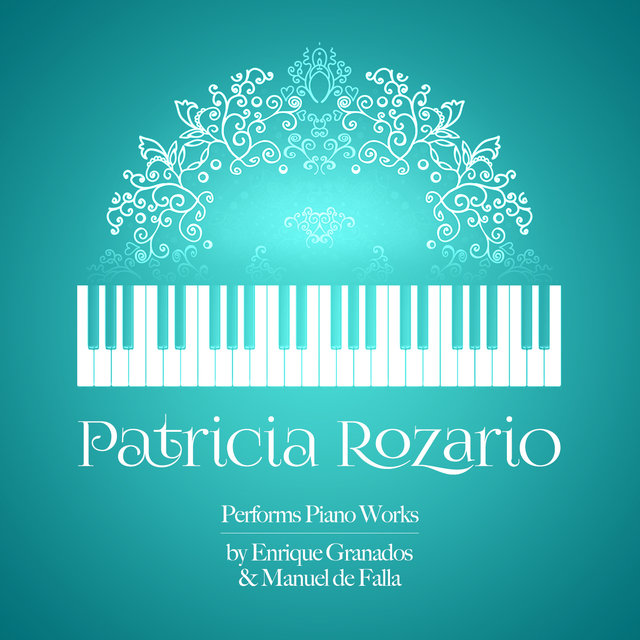 Patricia Rozario Performs Piano Works by Enrique Granados & Manuel De Falla