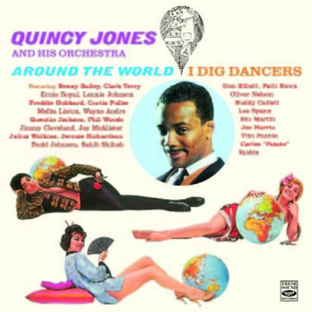 Around the World / I Dig Dancers