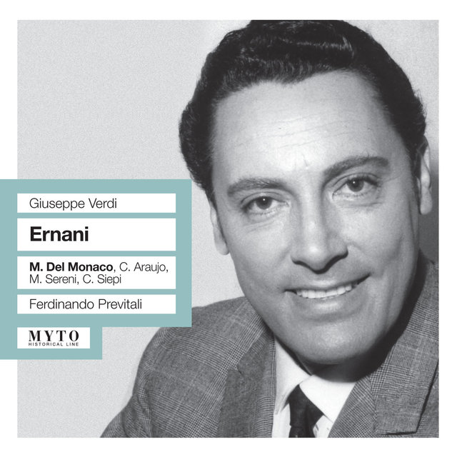Verdi: Ernani (Recorded 1958)