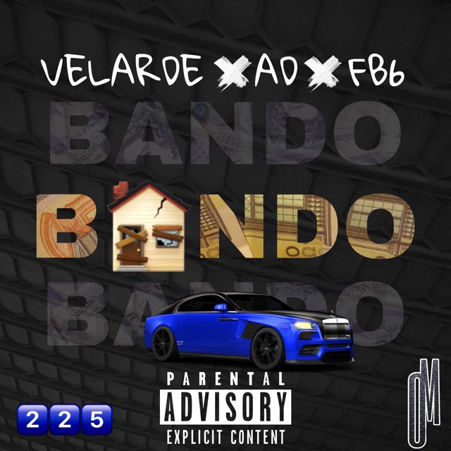 Bando (Spanish Drill) [feat. AD & Fb6]