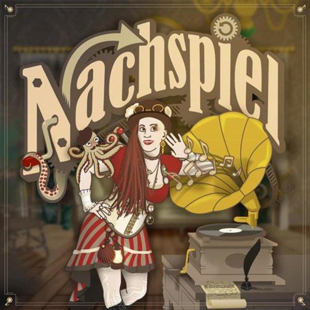 Cover art for album Nachspiel by Drachenflug, Held der Arbeit, Aeronautica, Tales of Nebelheym, Feline & Strange, Jessnes, Turm & Strang