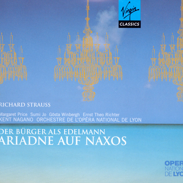 R. Strauss - Ariadne auf Naxos (1912 version) / Le Bourgeois Gentilhomme (1912 version)